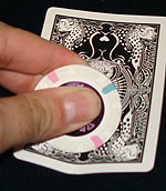 Chips Used To Mark High Cards