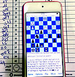 Mobile Cheating At Chess